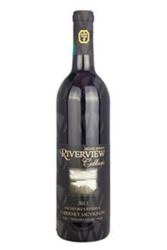 Riverview Cellars Estate Winery Salvatore's Reserve Cabernet Sauvignon