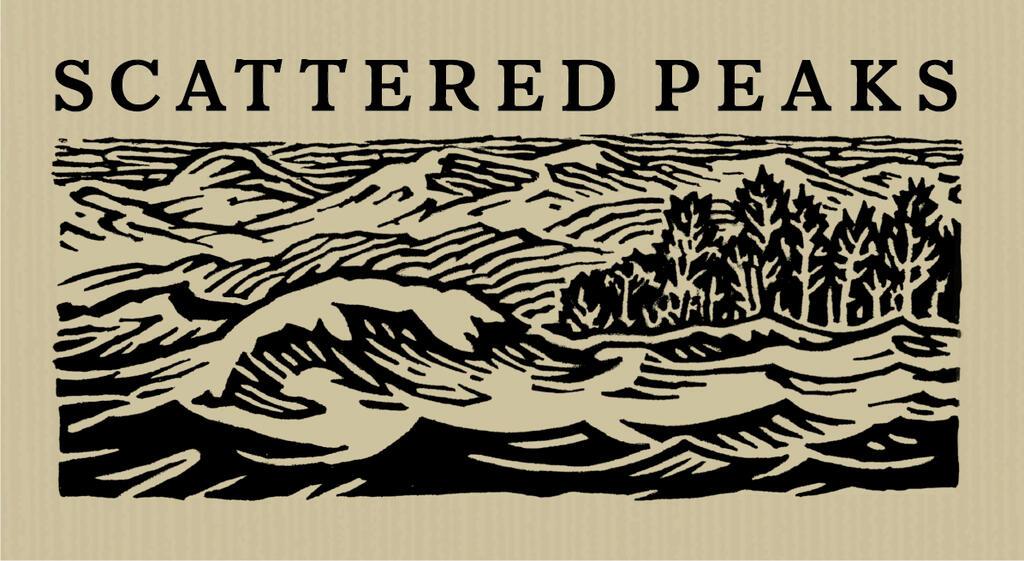 Scattered Peaks Logo
