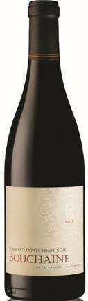 Bouchaine Vineyards Bouchaine Estate Pommard Clone Pinot Noir Bottle Preview