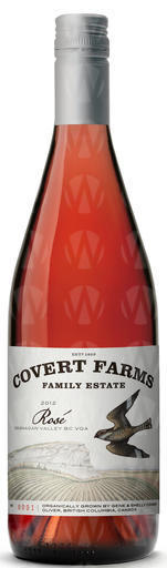 Covert Farms Family Estate Winery Rosé