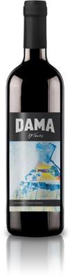 DAMA Wines Cabernet Sauvignon Bottle Preview
