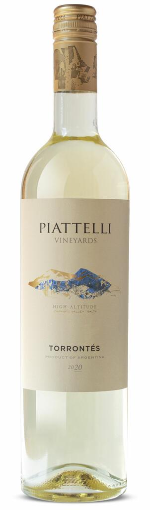 Piattelli Vineyards - Salta Piattelli Torrontés Bottle Preview