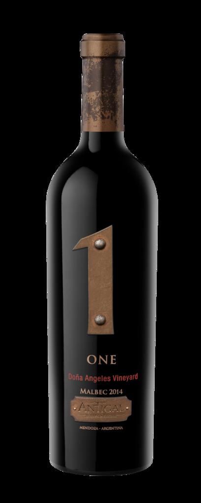 ONE Doña Ángeles Single Vineyard Bottle