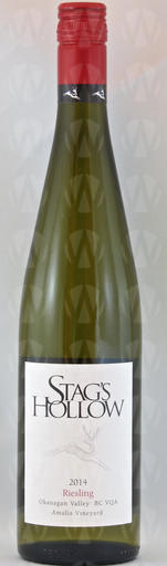 Stag's Hollow Winery & Vineyard Riesling