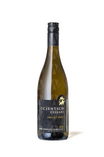 C.C. Jentsch Cellars Small Lot Series Chardonnay