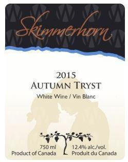 Skimmerhorn Winery & Vineyard Autumn Tryst