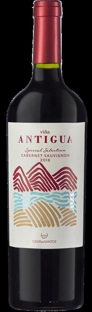 Casir dos Santos Viña Antigua Cabernet Sauvignon Bottle Preview