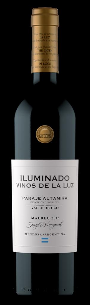 Vinos de La Luz Iluminado Vinos de La Luz, Malbec Single Vineyard - Paraje Altamira Bottle Preview