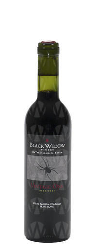 Black Widow Winery Vintage One