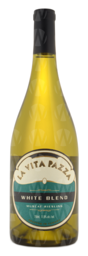 La Frenz Estate Winery La Vita Pazza White