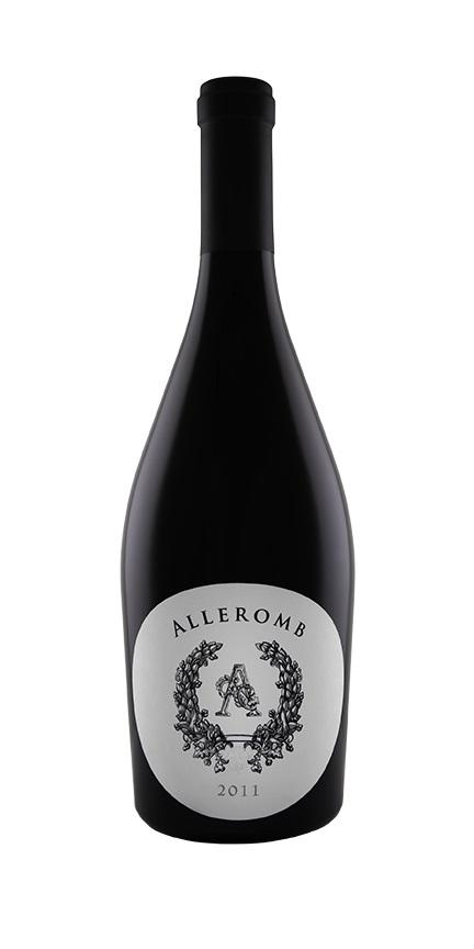 Alleromb Red Wine Bottle Preview