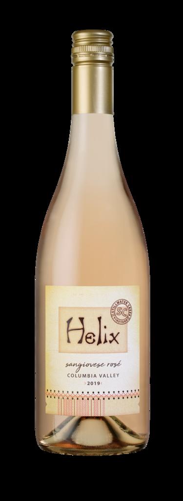 REININGER Winery Helix Sangiovese Rosé Bottle Preview