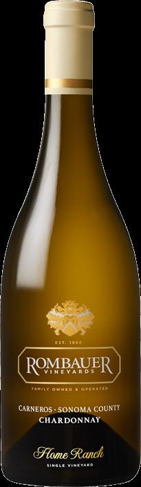Rombauer Vineyards Home Ranch Vineyard Chardonnay Bottle Preview