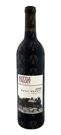 Kettle Valley Winery Petit Verdot