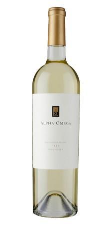 Alpha Omega Sauvignon Blanc 1155 Bottle Preview