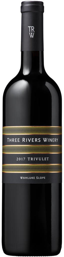 Three Rivers Winery Trivulet Bottle Preview