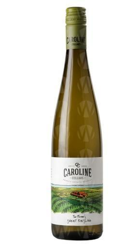 Caroline Cellars Winery The Farmer's Sweet Riesling