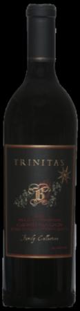 Trinitas Cellars Pelkan Vineyard, Cabernet Sauvignon, Family Collection Bottle Preview