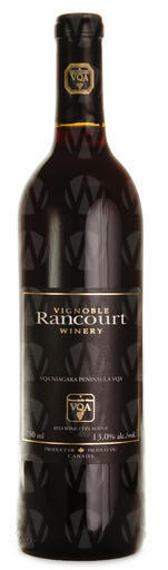 Rancourt Winery Merlot Reserve