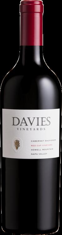 Davies Vineyards RED CAP VINEYARD CABERNET SAUVIGNON Bottle Preview