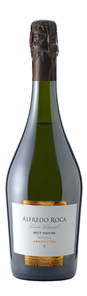 Alfredo Roca Wines Alfredo Roca Brut Nature Cuveé Bottle Preview