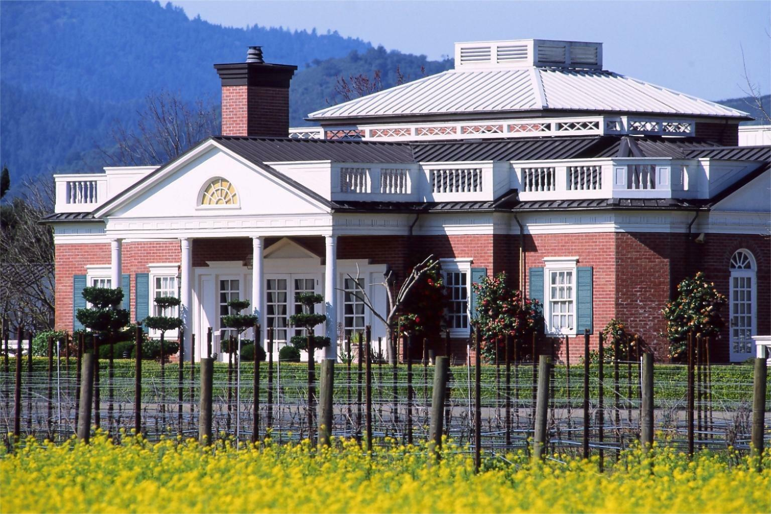 Corley Family Napa Valley - Monticello Vineyards Cover Image