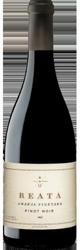Jamieson Ranch Vineyards REATA AMARAL VINEYARD CARNEROS PINOT NOIR Bottle Preview