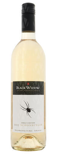 Black Widow Winery Single Vineyard Schonburger