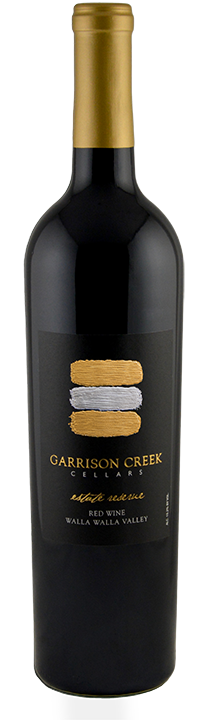 Garrison Creek Cellars Estate Reserve Bottle Preview