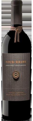 Jamieson Ranch Vineyards FOUR REINS CORDES VINEYARD NAPA VALLEY CABERNET SAUVIGNON Bottle Preview