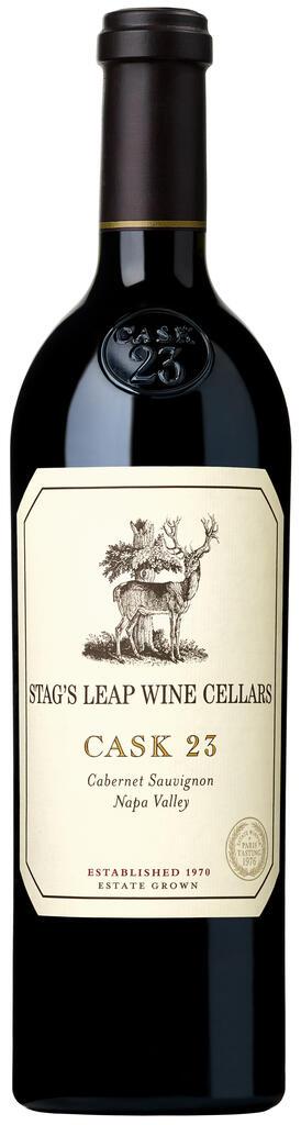 Stag's Leap Wine Cellars CASK 23 Estate-Grown Cabernet Sauvignon Bottle Preview