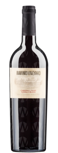 Ravine Vineyard Estate Winery Lonna's Block Cabernet Franc