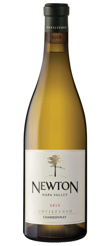 Unfiltered Chardonnay Bottle