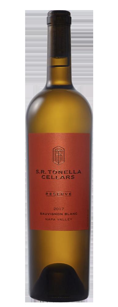 S. R. Tonella Cellars Napa Valley Sauvignon Blanc Reserve Bottle Preview