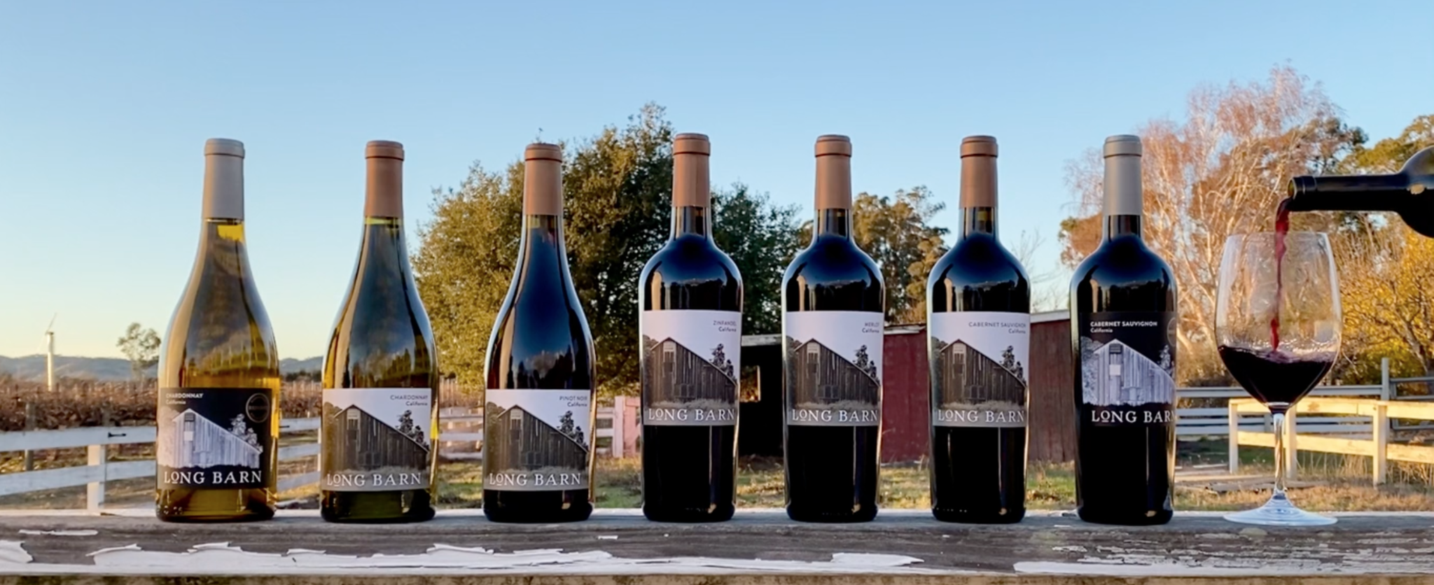 Long Barn Winery Cover Image
