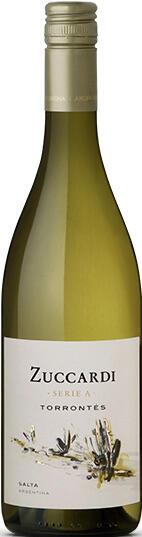 Zuccardi Wines Torrontés Serie A Bottle Preview