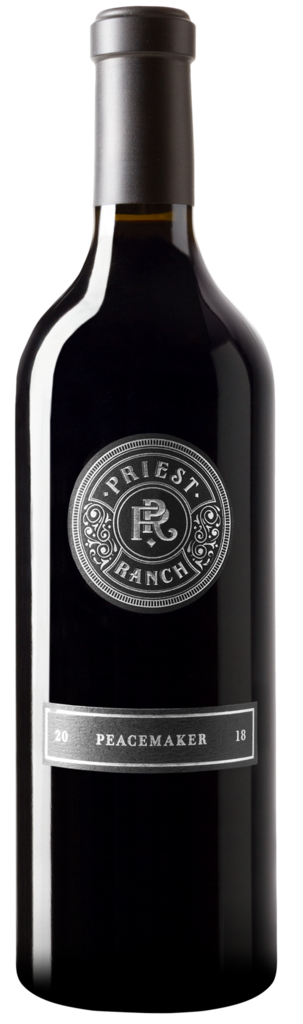Priest Ranch Winery Peacemaker Bottle Preview