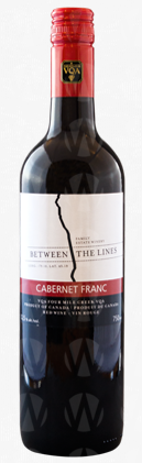 Between the Lines Estate Winery Cabernet Franc