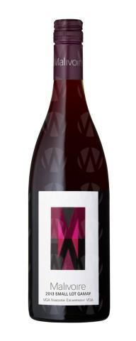 Malivoire Wine Company Small Lot Gamay