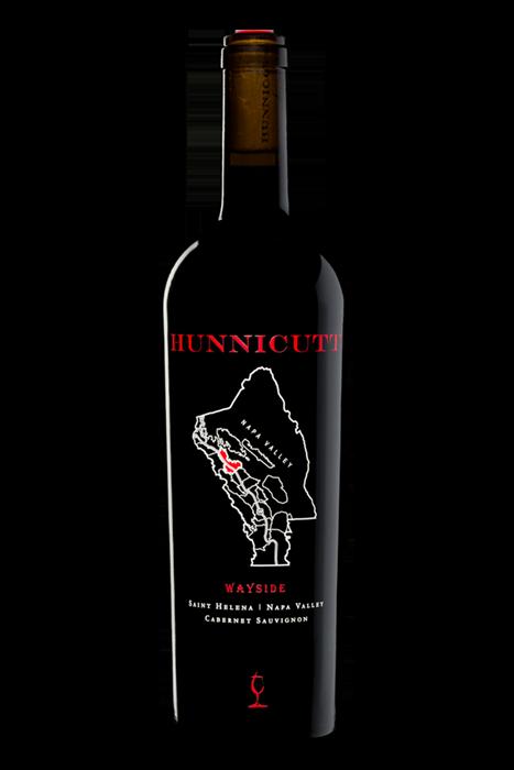 HUNNICUTT Cabernet Sauvignon, WAYSIDE VINEYARD Bottle Preview