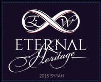 Eternal Wines & Drink Washington State Eternal Heritage Syrah Bottle Preview