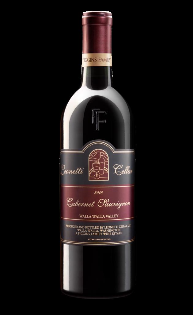 Leonetti Cellar Cabernet Sauvignon Bottle Preview