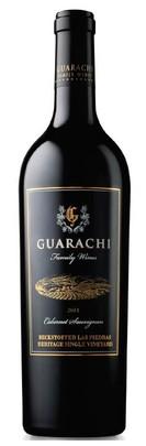 Guarachi Family Wines Beckstoffer Las Piedras Cabernet Sauvignon Bottle Preview