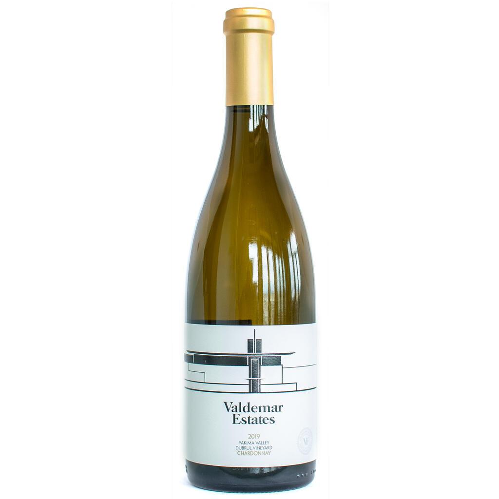 Valdemar Estates DuBrul Vineyard Chardonnay Bottle Preview