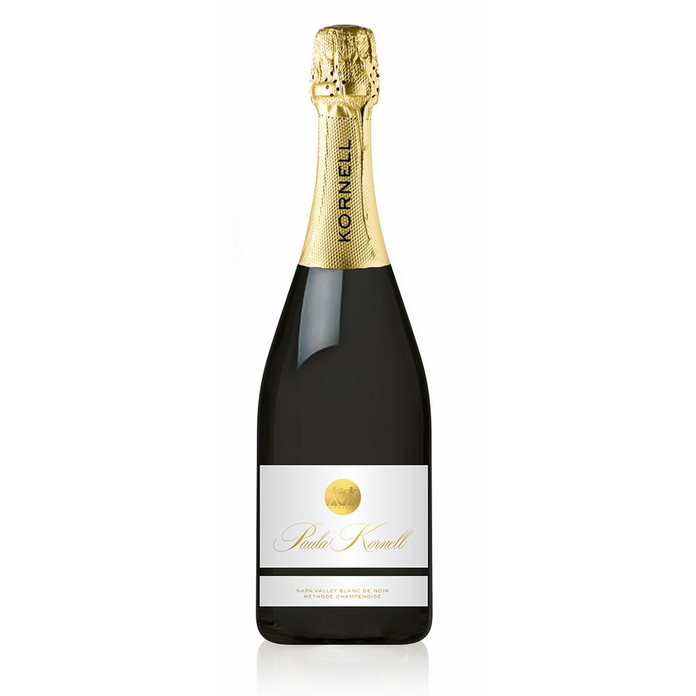 Paula Kornell Sparkling Wine Napa Valley Blanc de Noirs Bottle Preview