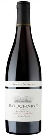 Bouchaine Vineyards Bouchaine Rockin' H Vineyard Sonoma Coast Pinot Noir Bottle Preview