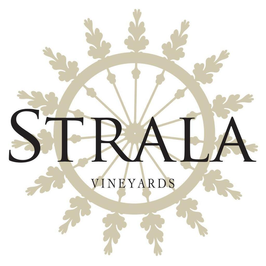 Strala Vineyards Logo