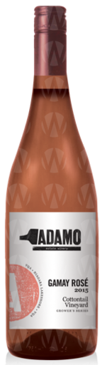 Adamo Estate Winery Cottontail Gamay Rosé