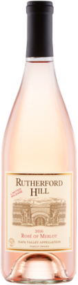 Rutherford Hill Winery Rosé of Merlot Bottle Preview