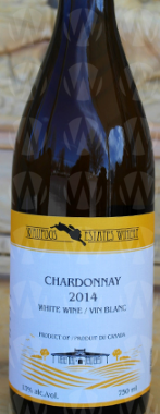 Waupoos Estates Winery Chardonnay